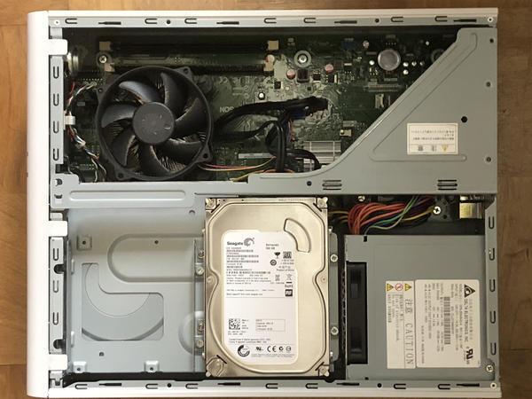 EPSON AT992E 3台 SSD換装